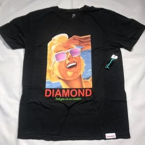 Diamond vacation tee